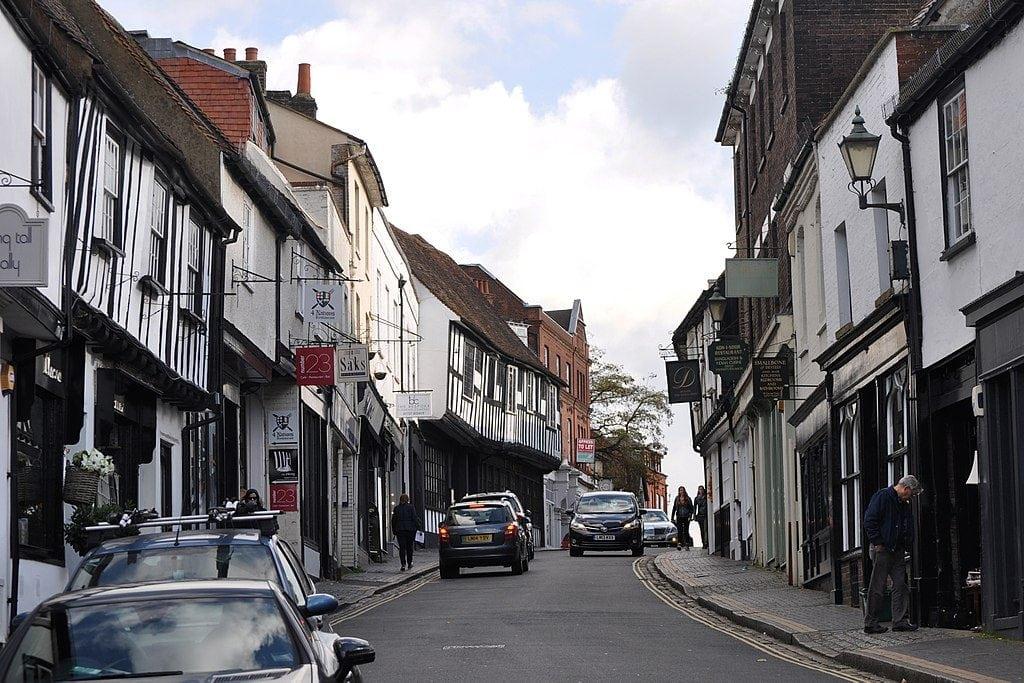 George Street, St Albans