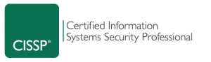 ISC2 Certified Information Systems Security Professional (CISSP) Logo