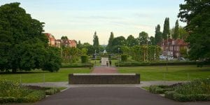 Memorial Garden, Welwyn Garden City