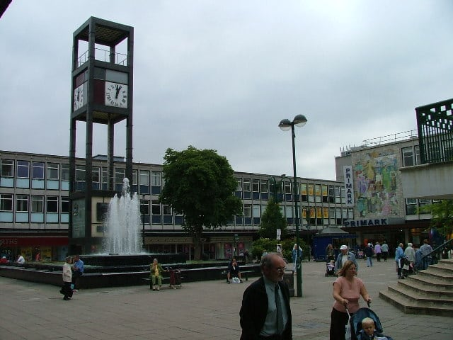 Stevenage Town Centre
